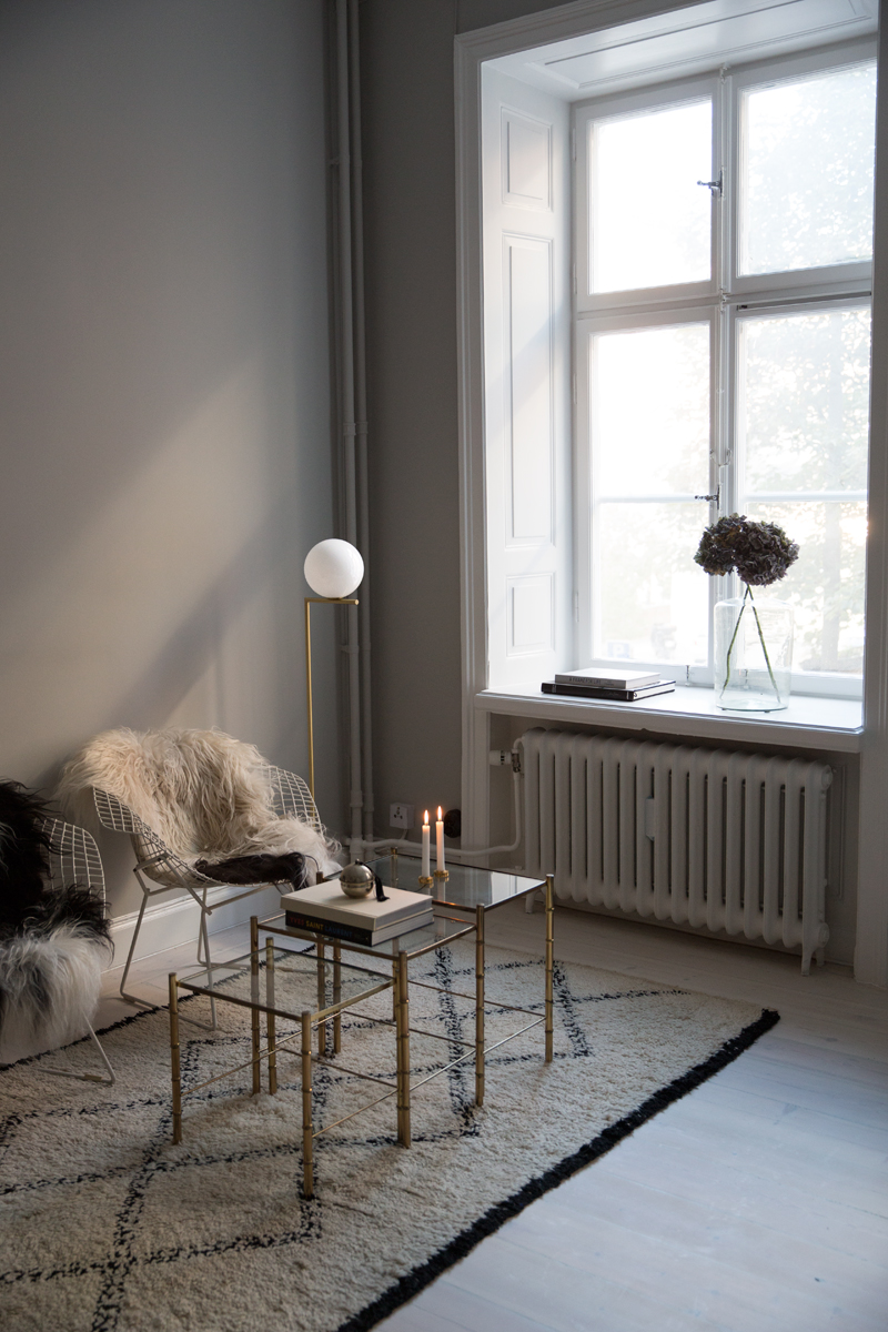 Carolina Engman's Stockholm Apartment