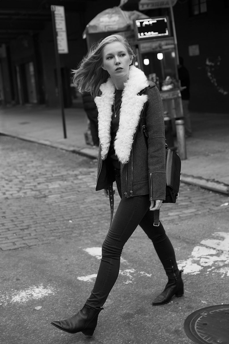 IRO shearling jacket (via fashionsquad.com)