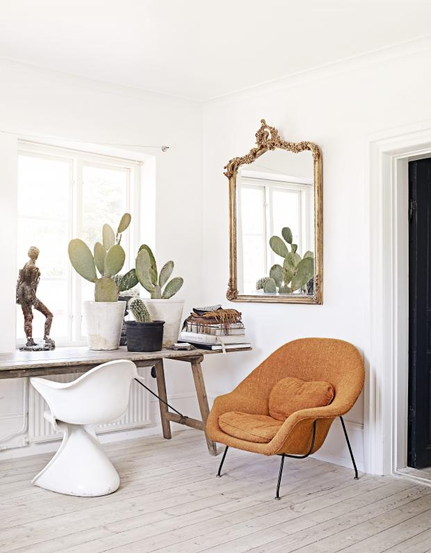 At home with Marie Olsson Nylander (via fashionsquad.com)