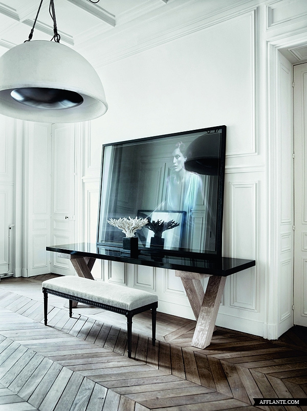 Parisian Apartment of Gilles and Boissier