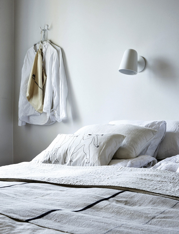 a dreamy scandi bedroom