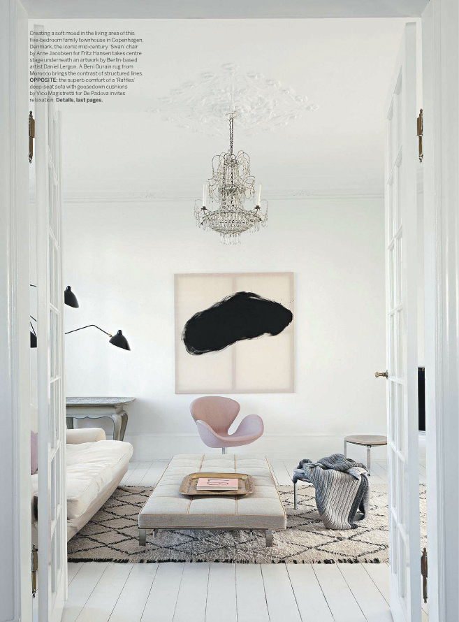 A gorgeous danish home (via fashionsquad.com)