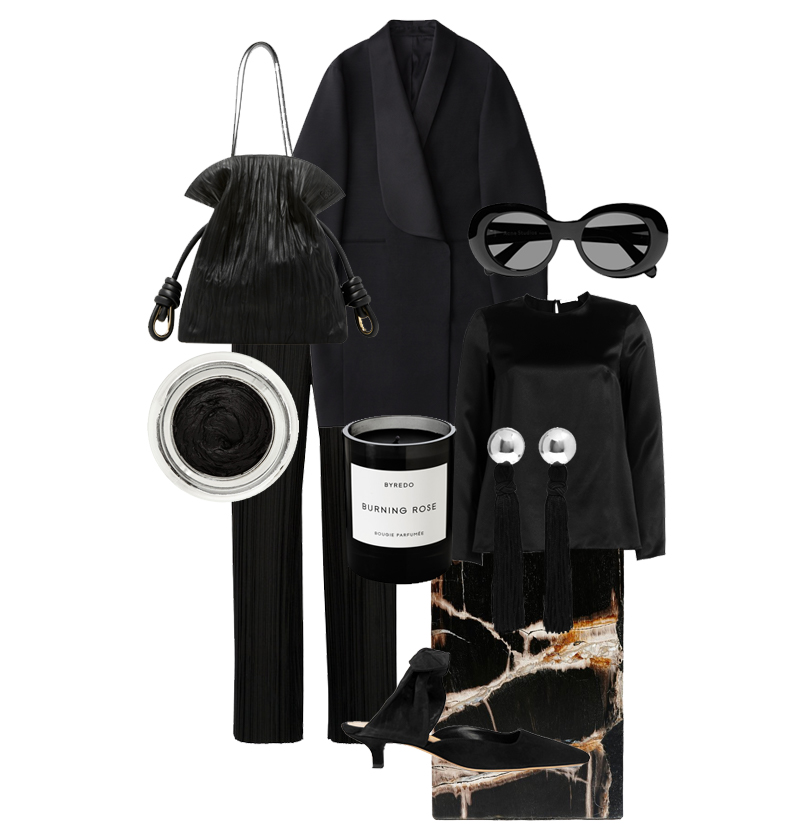 all black wishlist
