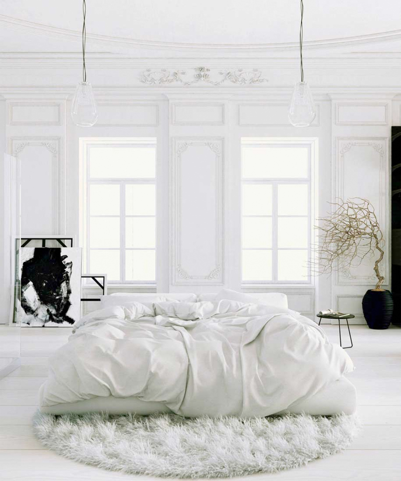 10 Dreamy Bedrooms Fashion Squad