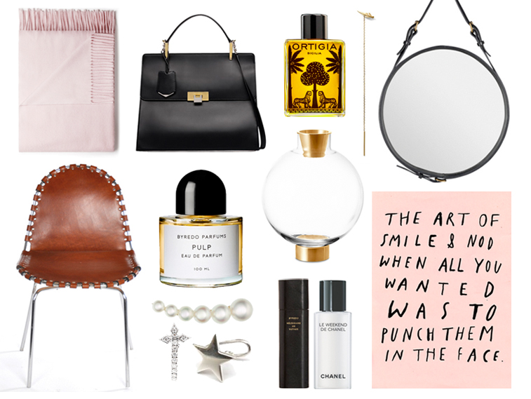 birthday wishlist via fashionsquad.com