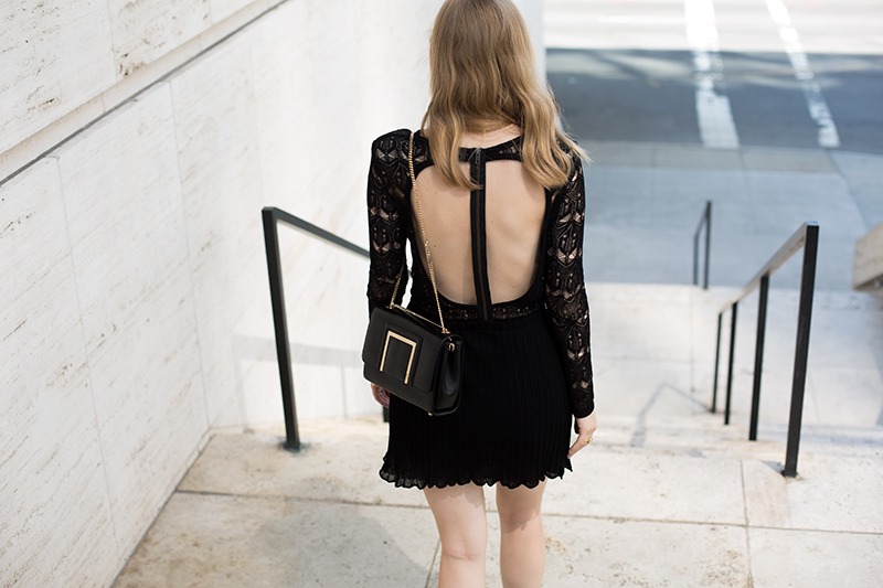Black lace (via fashionsquad.com)