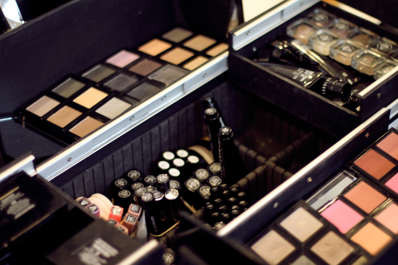 bobbi brown, makeup, eyeshadow, palettes, photoshoot