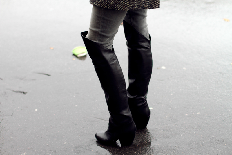 carolina engman, fashionsquad, botkier julie boots, over the knee boots, thigh high boots, outfit, streetstyle