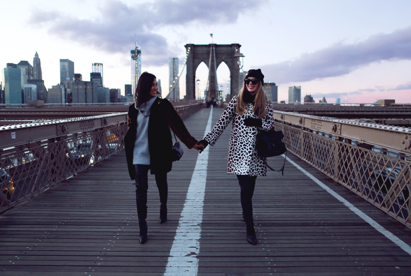 carolina engman, nicole warne, brooklyn bridge, I love new york, fashionsquad, marc jacobs, new york, proenza schouler, garypeppergirl