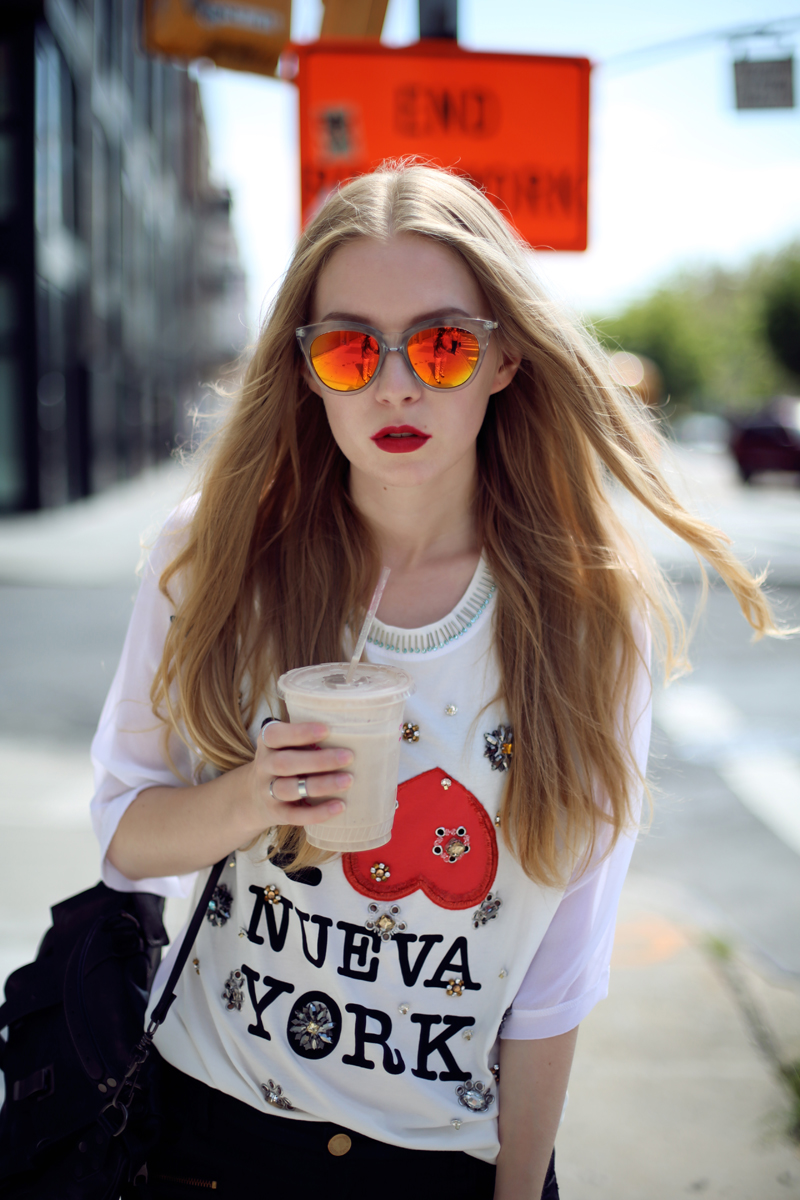 carolina engman 3.1 phillip lim I love nueva york tee via fashionsquad