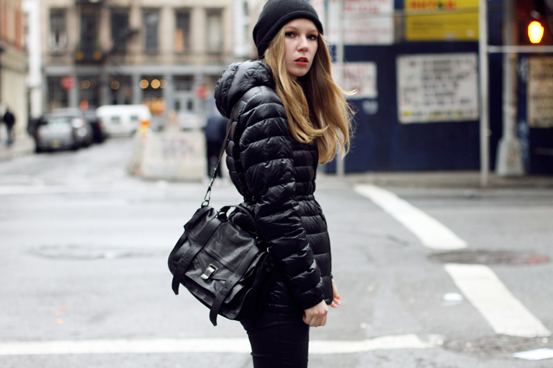 the puffer jacket | Fashion Squad