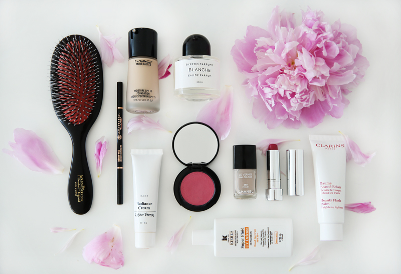 beauty favorites via fashionsquad