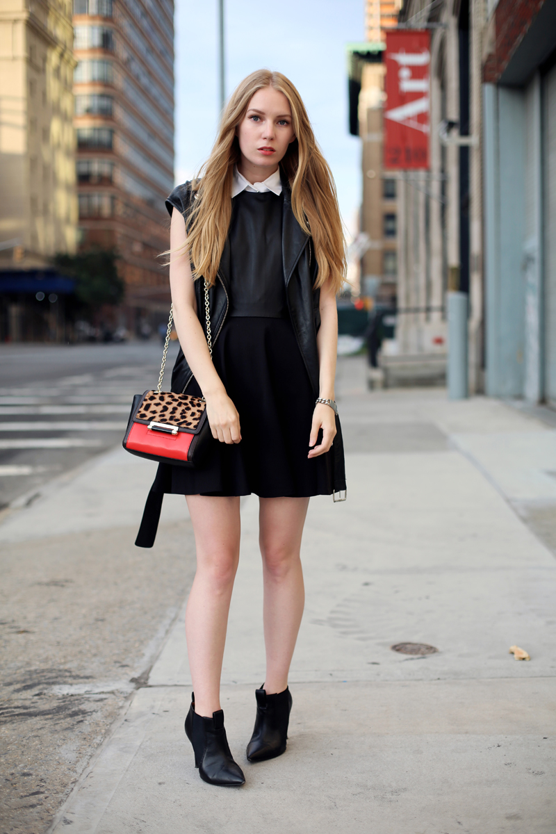 carolina engman black dress