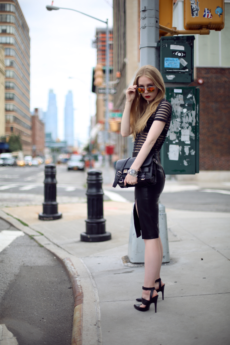carolina engman black on black New York