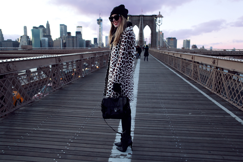 carolina engman, brooklyn bridge, I love new york, fashionsquad, marc jacobs, proenza schouler,