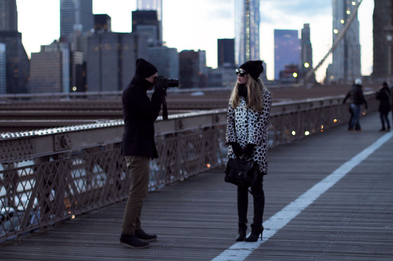 carolina engman, brooklyn bridge, I love new york, fashionsquad, marc jacobs, proenza schouler, boyfriend