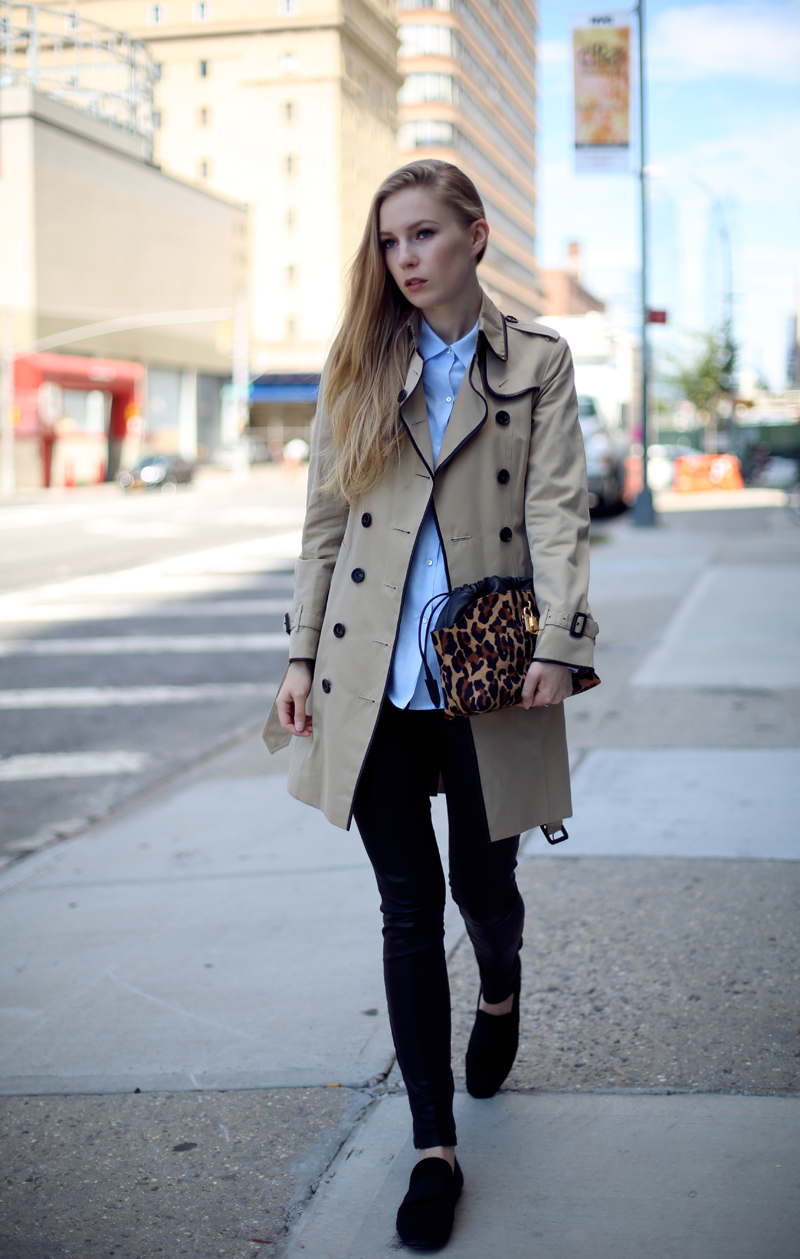 burberry trenchcoat via fashionsquad
