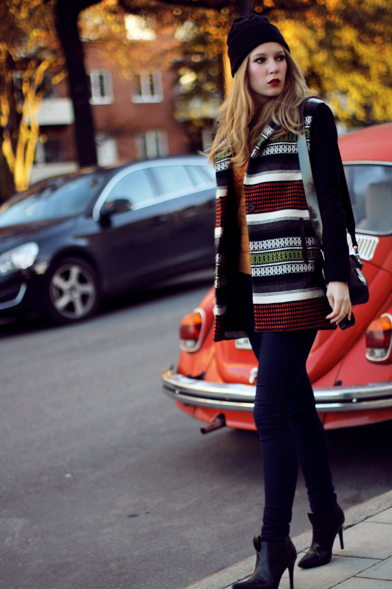 maje jacket, coat, fall outfit, carolina engman, fashonsquad, kenzo sweater, kenzo bag