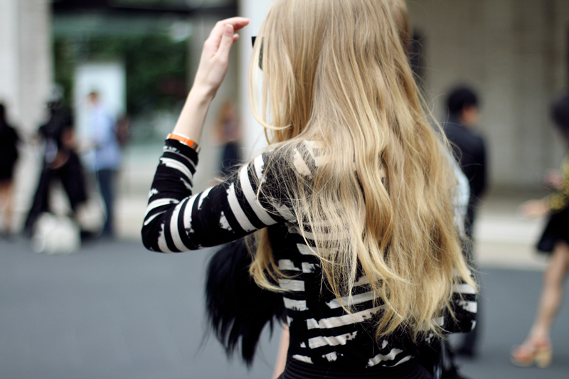 carolina engman, hair, proenza schouler, fashionsquad, new york
