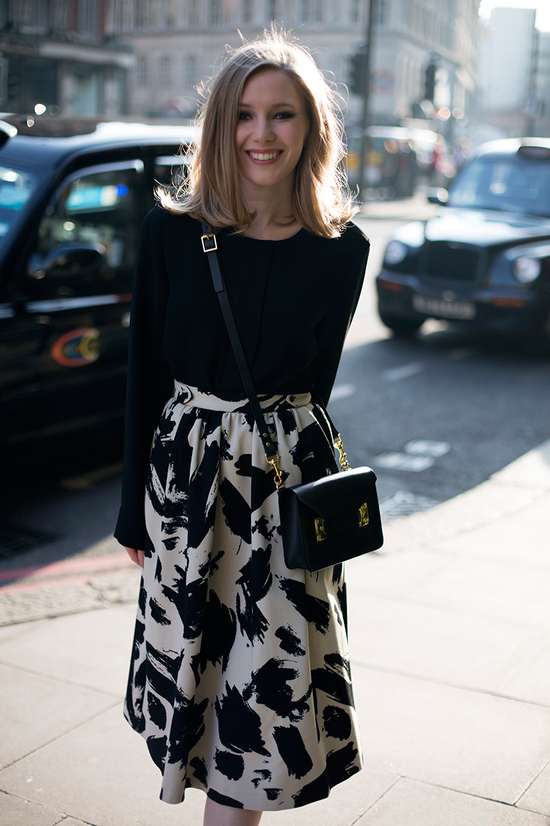Carolina Engman in London