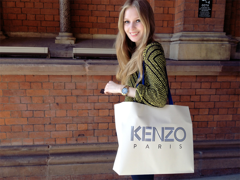 london, carolina engman, fashionsquad, kenzo