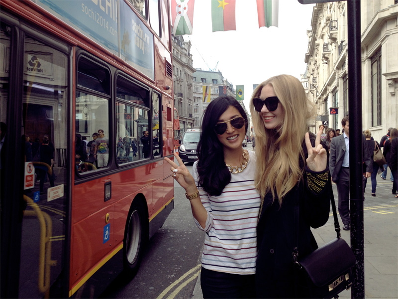 london, carolina engman, fashionsquad, nicole warne, garypeppergirl, proenza schouler ps11, celine audrey sunglasses