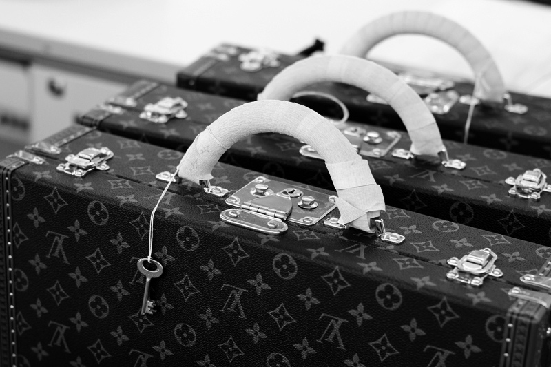 louis vuitton, monogram, Asnières-sur-Seine, workshop, carolina engman, fashionsquad