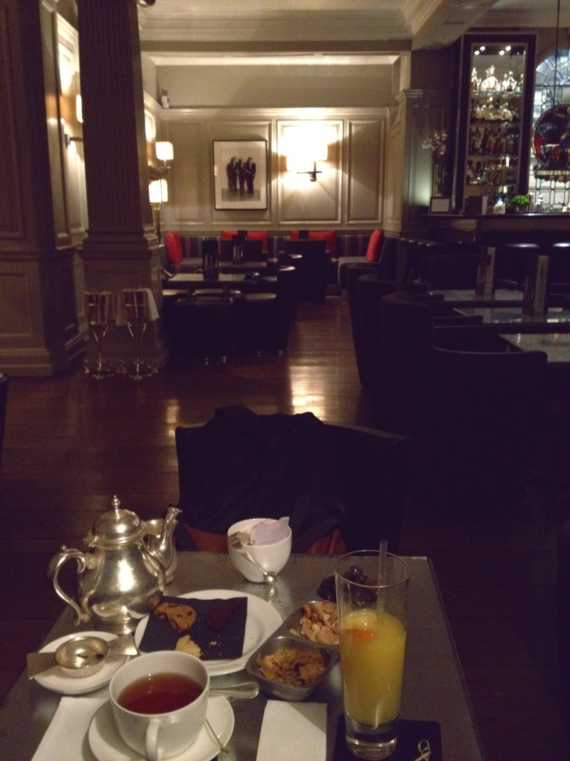 browns hotel, afternoon tea, london