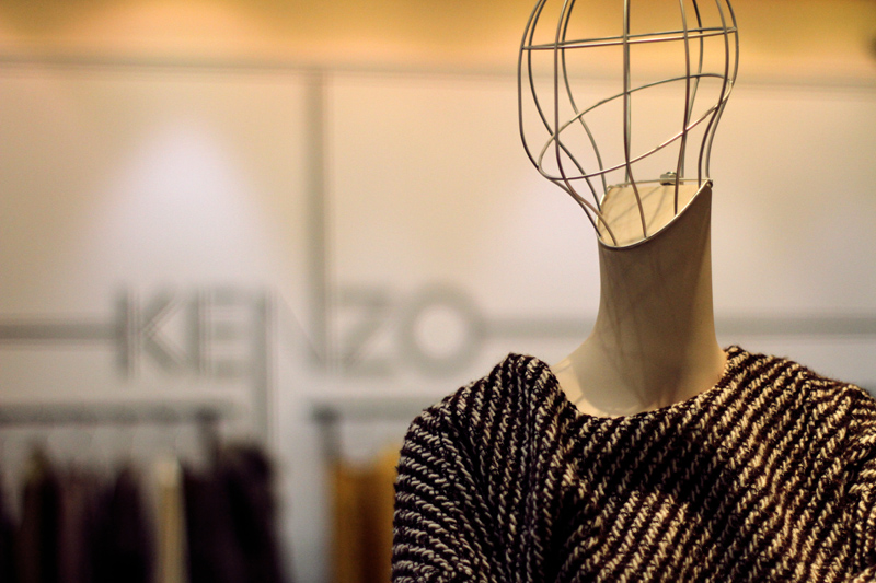 kenzo, london store,