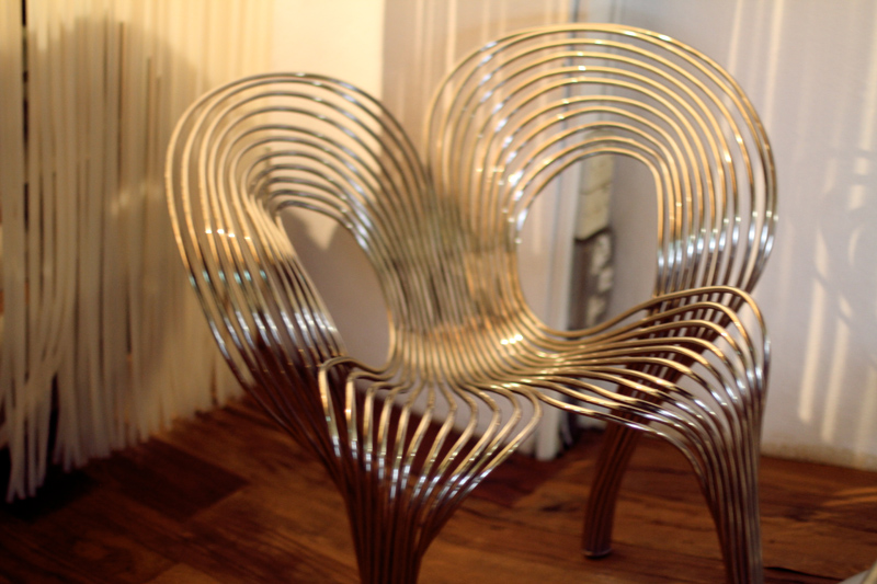 ron arad, chair, london, studio