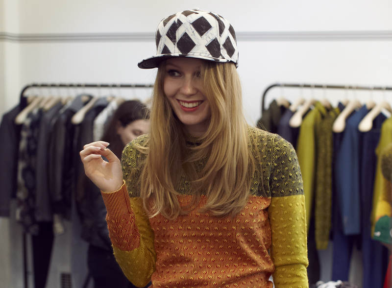 carolina engman, kenzo, hat, cap, sweater, london, fashionsquad
