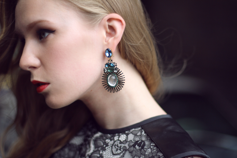 carolina engman, anton heunis earrings