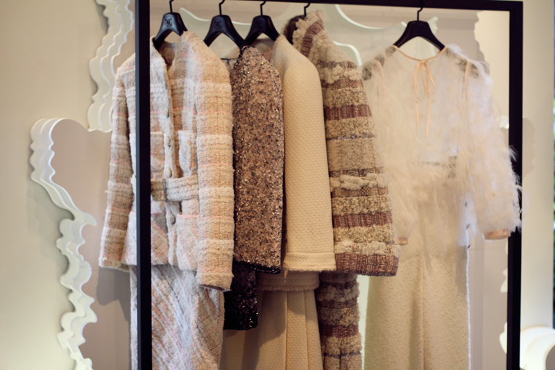 chanel haute couture fw 12-13 presentation new york fashion week