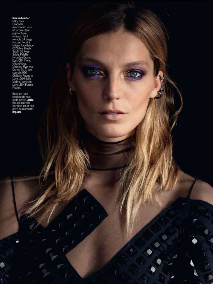 daria werbowy by cass bird via fashionsquad.com
