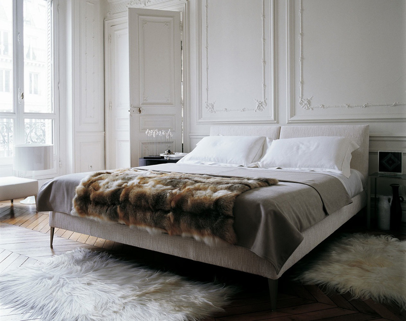 dreamy bedroom via fashionsquad
