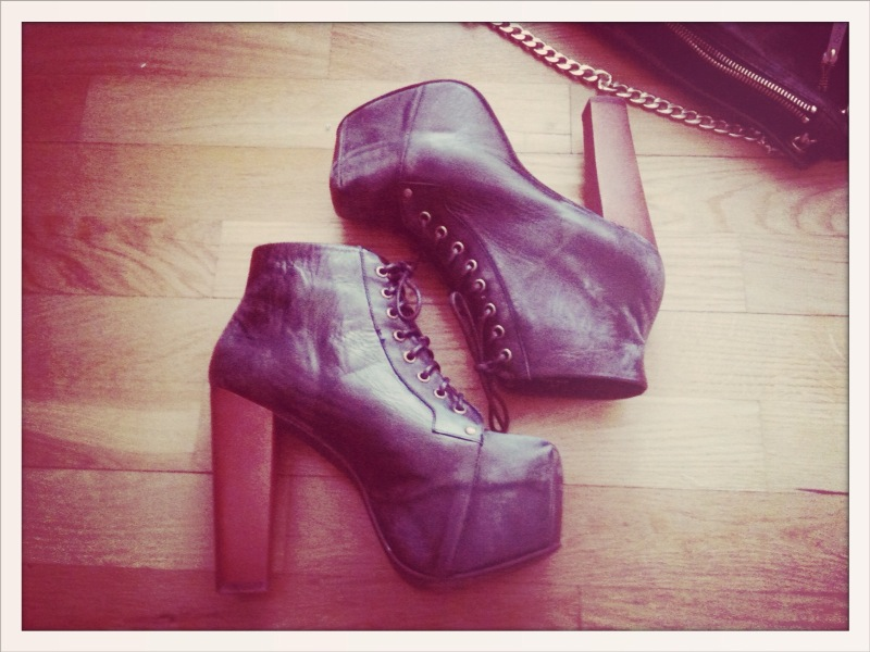 Favorite Summer Trend: Jeffrey Campbell Lita Shoes photo - Buzznet