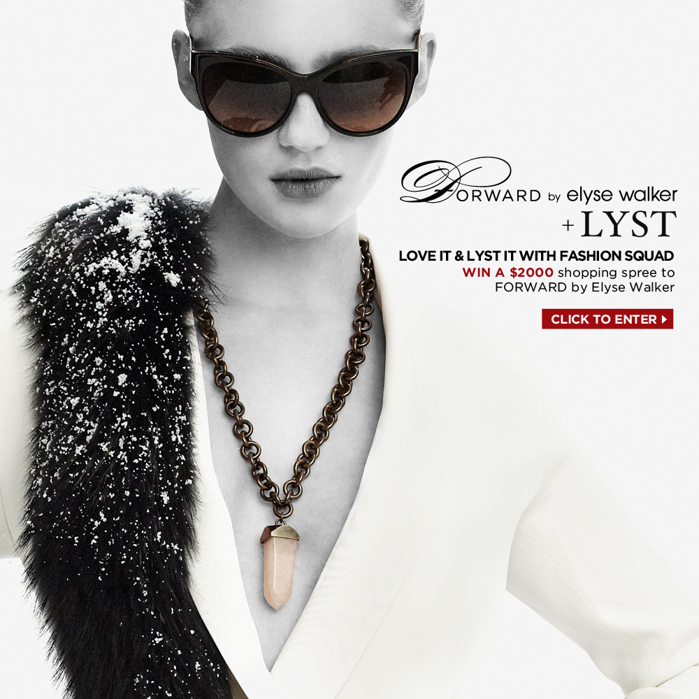 Lyst, Forward by elyse walker, giveaway