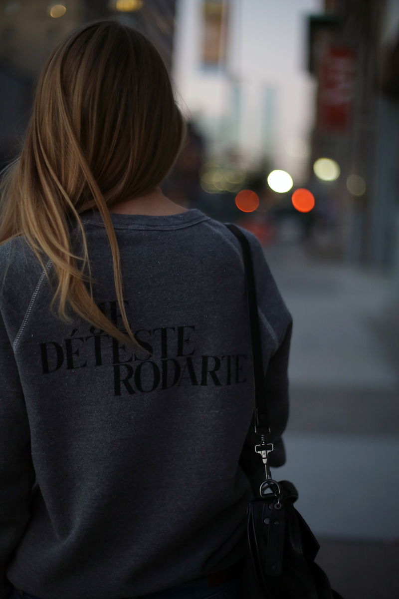 je deteste rodarte sweater