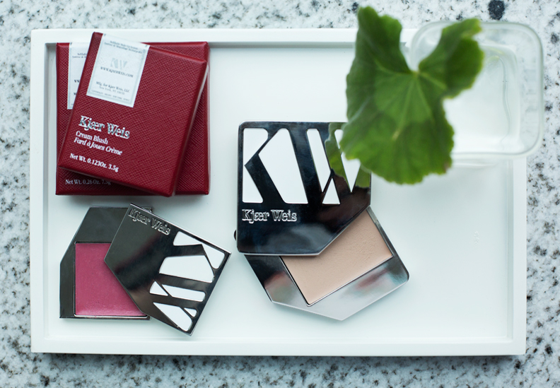 Kjaer Weis organic makeup, gorgeous packaging! (via fashionsquad.com)
