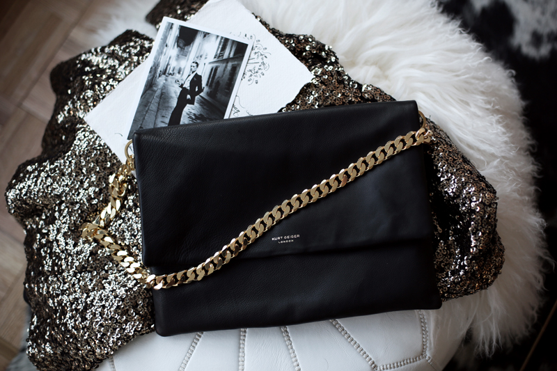 kurt geiger clutch via fashionsquad