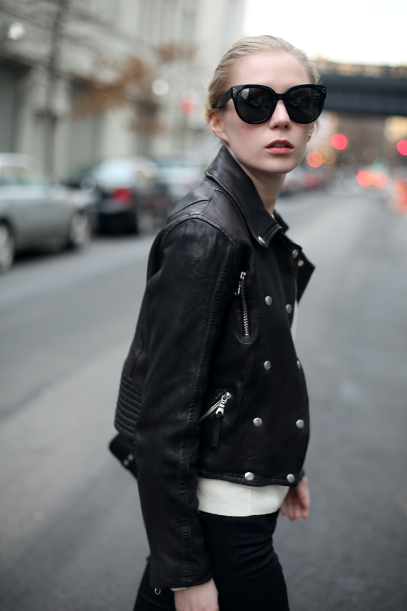 hunkydory leather jacket via fashionsquad.com