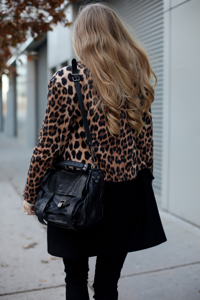 leopard coat and ps1