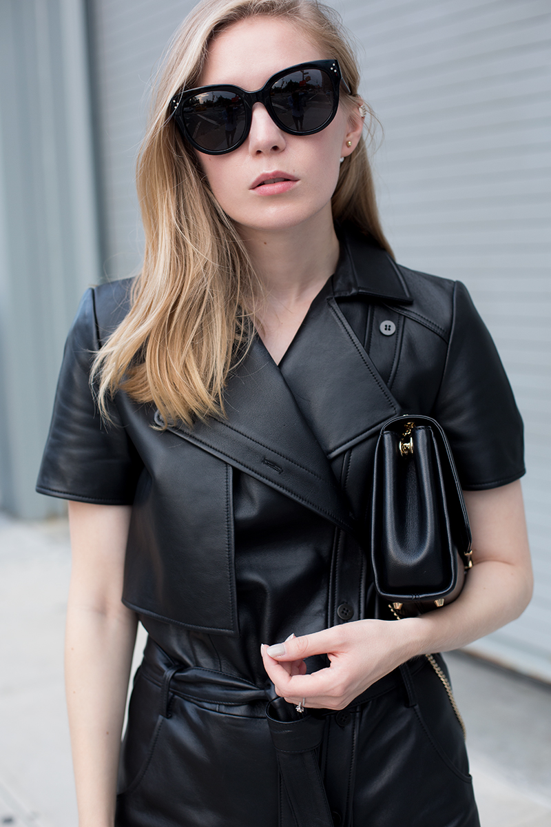 Black leather dress (via fashionsquad.com)