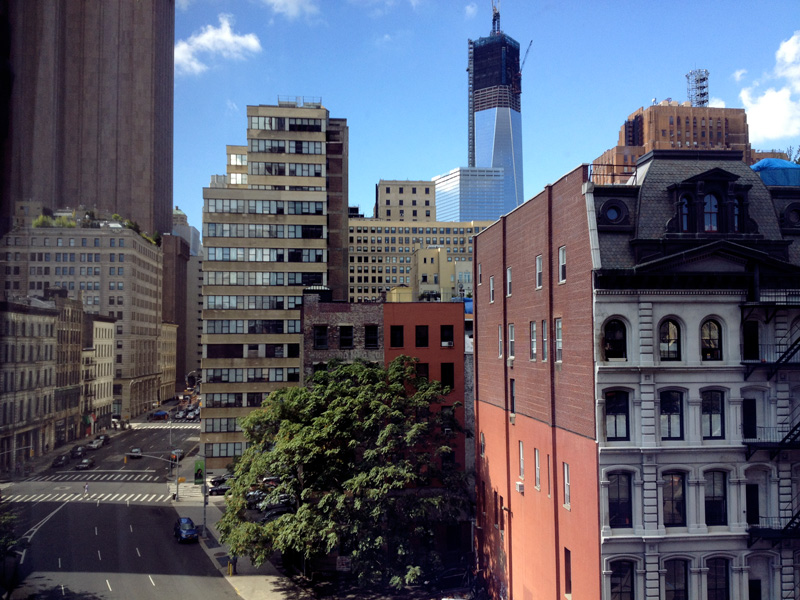 nyc view, new york, streets