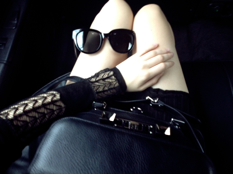 proenza schouler bag celine sunglasses dagmar dress