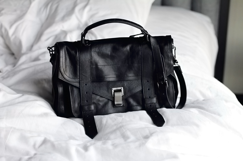 proenza schouler, ps1, black, medium, fashionsquad, carolina engman
