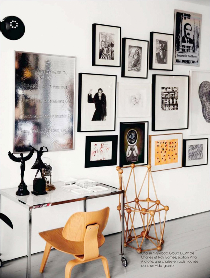 sefer caglar's apartment via fashionsquad.com