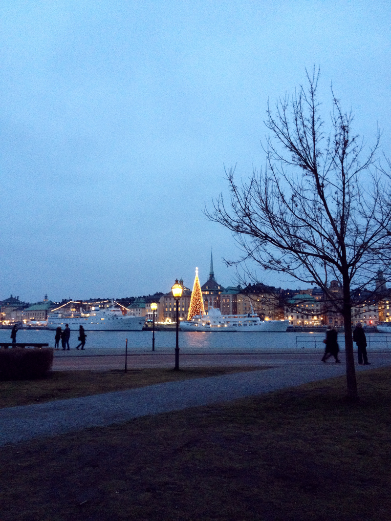 stockholm at dusk via fashionsquad