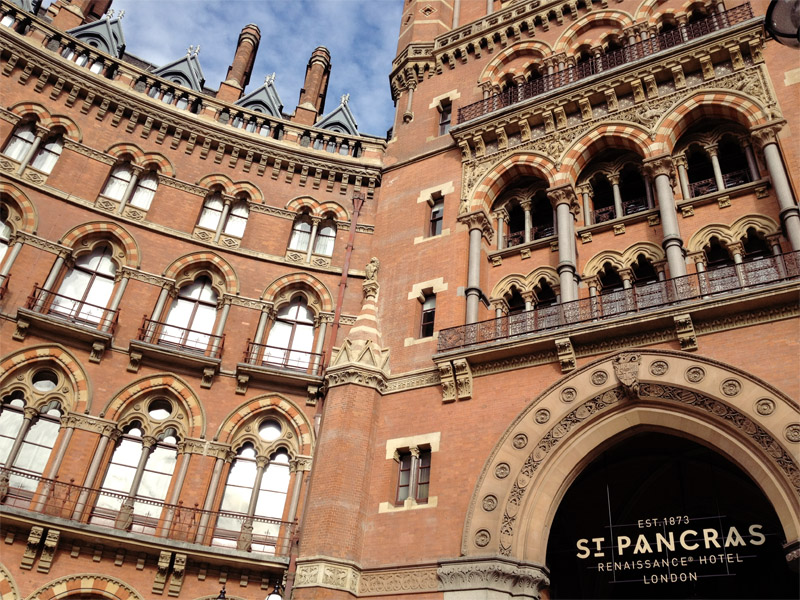 st pancras, hotel, london, carolina engman, fashionsquad,