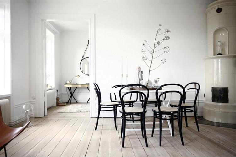 swedish home via fashionsquad